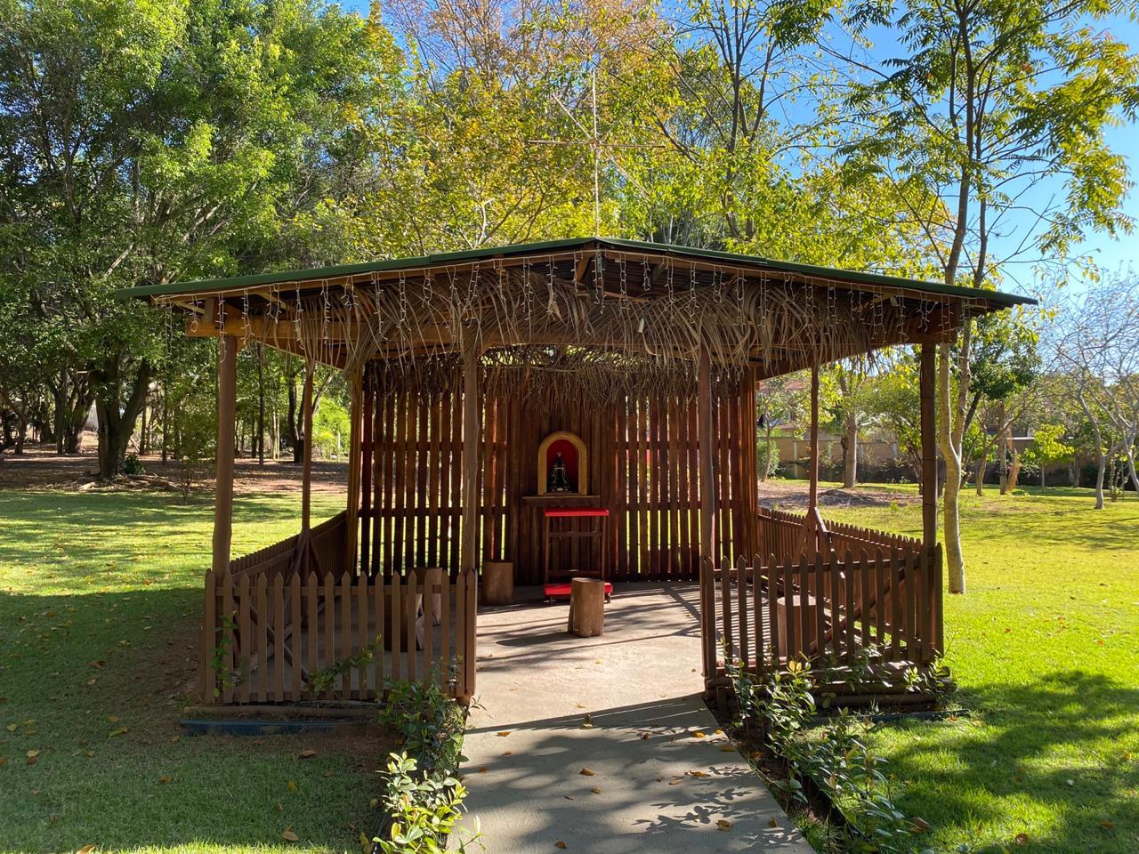 Capela Externa de Nossa Senhora de Fátima
