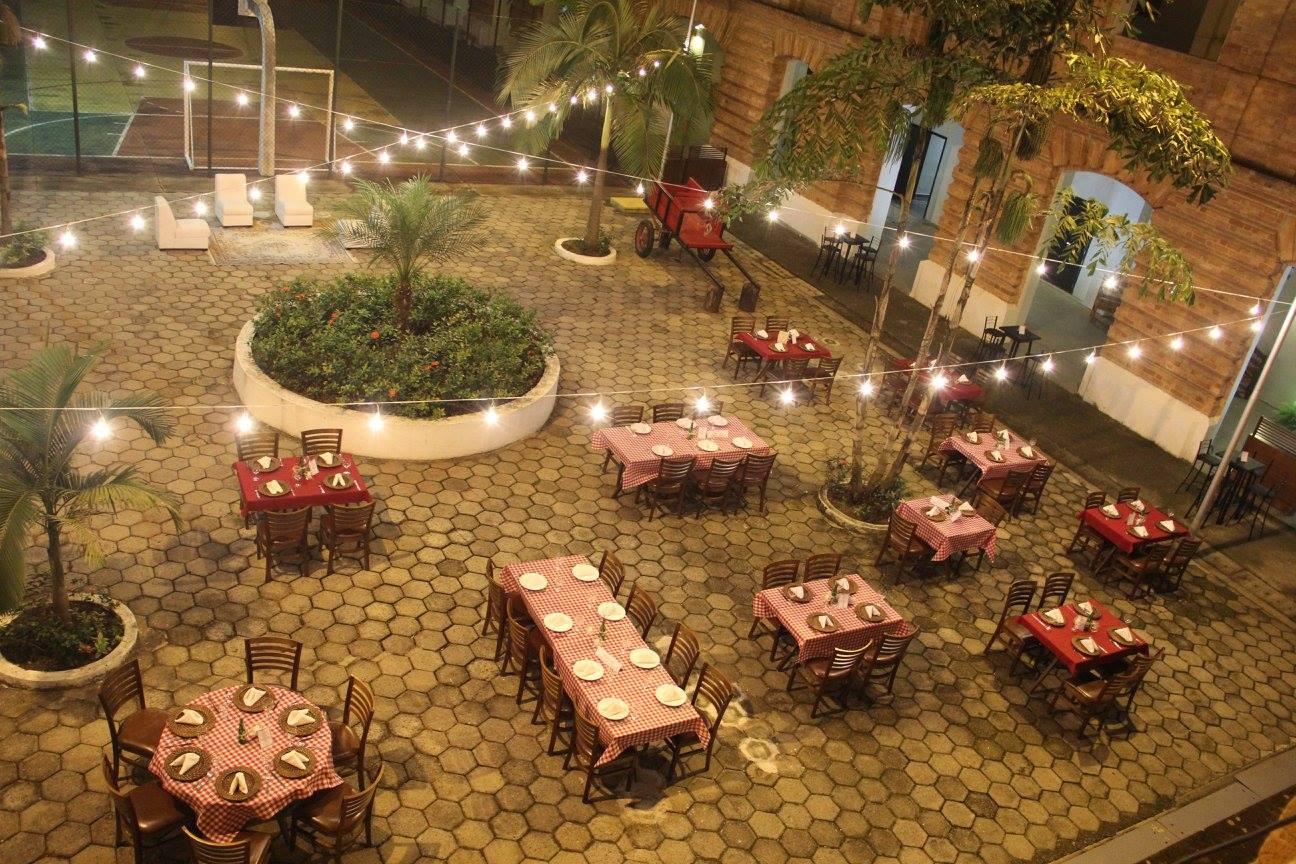 Jantar da Noite Italiana
